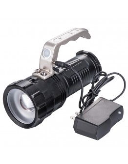 Projektor Modeli Zoomlu Şarjlı El Feneri Watton Wt-129